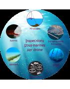 Drone Subaquatique
